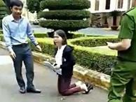 UBND tỉnh Đắk Lắk nói gì về việc cô giáo quỳ trước trụ sở?
