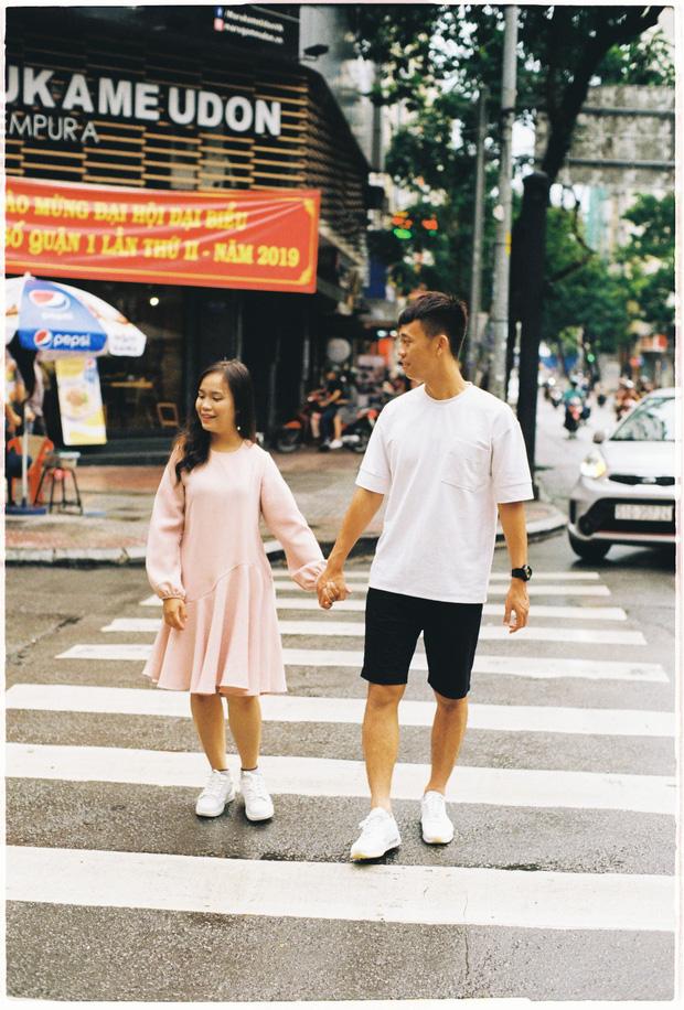 Tuyển thủ U22 Việt Nam khoe tình yêu 5 năm ngọt ngào: Tôi rèn luyện sự kiên trì bằng cách yêu em-3
