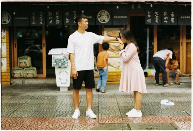 Tuyển thủ U22 Việt Nam khoe tình yêu 5 năm ngọt ngào: Tôi rèn luyện sự kiên trì bằng cách yêu em-6