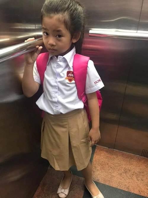 Sao Việt đưa con đi nhập học ngày đầu, tiết lộ toàn các trường quốc tế đắt đỏ-2