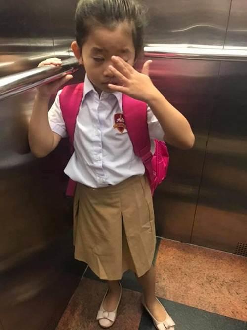 Sao Việt đưa con đi nhập học ngày đầu, tiết lộ toàn các trường quốc tế đắt đỏ-3