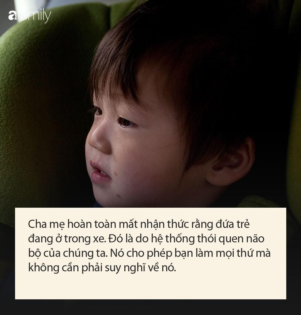 Hội chứng bỏ quên con - Ngay cả những ông bố bà mẹ siêu cẩn thận cũng có lúc mắc phải-2