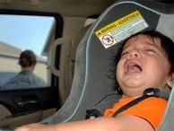 'Hội chứng bỏ quên con' - Ngay cả những ông bố bà mẹ siêu cẩn thận cũng có lúc mắc phải