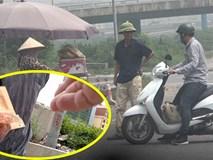 Côn đồ dàn cảnh 'dọa CSGT', trấn lột tiền người vi phạm ở Hà Nội