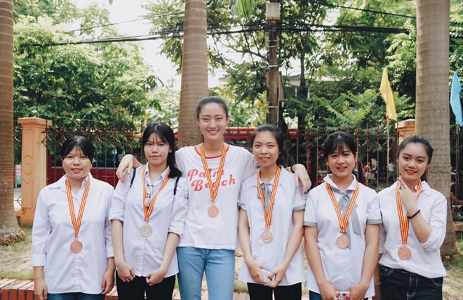 Cuộc sống giản dị của Hoa hậu Lương Thùy Linh trước khi đăng quang-4