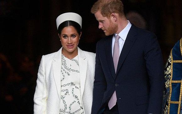 Hoàng tử Harry được đánh giá là đang ở một hành tinh khác kể từ sau khi kết hôn với Meghan Markle-2