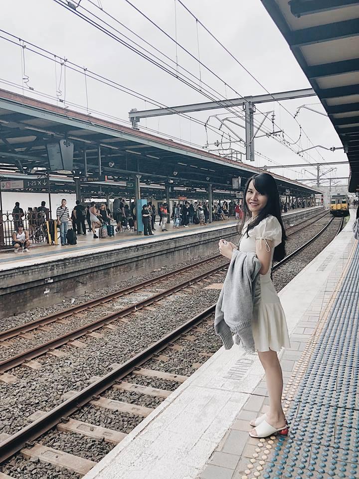 Cuộc sống độc thân của Thu Ngọc Mây Trắng sau khi ly hôn chồng: Xinh đẹp, sang chảnh, đi du lịch như đi chợ-9