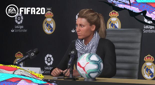 FIFA 20 thay đổi chế độ Career Mode, giờ đây giới tính huấn luyện viên không còn chỉ là nam-2
