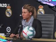 FIFA 20 thay đổi chế độ Career Mode, giờ đây giới tính huấn luyện viên không còn 'chỉ là nam'