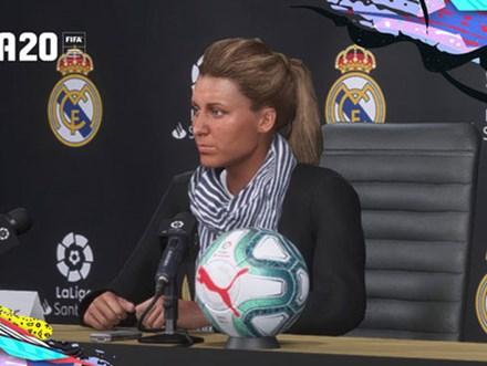 FIFA 20 thay đổi chế độ Career Mode, giờ đây giới tính huấn luyện viên không còn