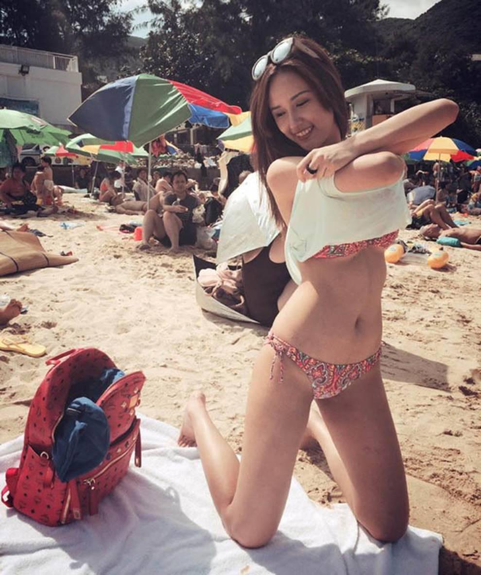 Đọ body nóng bỏng của dàn Hoa hậu xuất thân từ Đại học Ngoại Thương-14