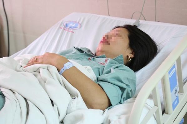 Người phụ nữ tuôn máu ồ ạt ngày đèn đỏ phải nhập viện vì lý do không ngờ-2