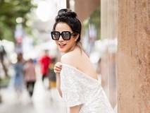 Diệp Lâm Anh xinh đẹp, gợi cảm ở tháng thứ 5 của thai kỳ