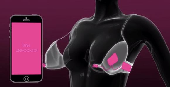 Áo ngực thông minh của chị em Nhật Bản: Gặp đúng crush mới bung khóa, một khi không thích giật thế nào cũng không ra!-4