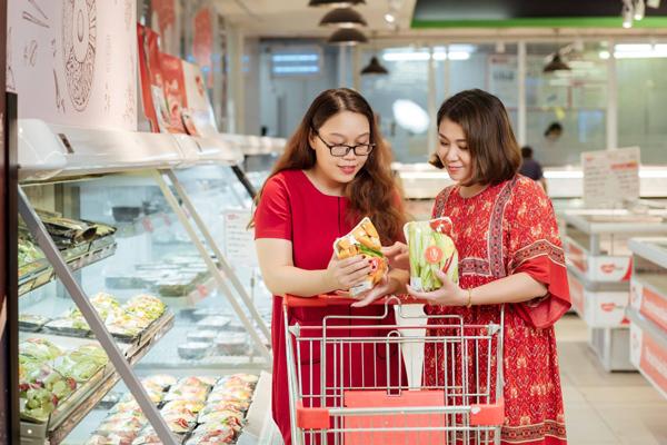 2.200 siêu thị VinMart, VinMart+ đồng loạt hành động '3 xanh' bảo vệ môi trường-2