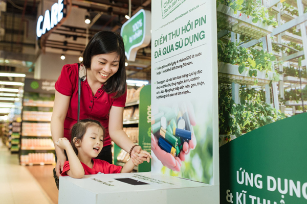 2.200 siêu thị VinMart, VinMart+ đồng loạt hành động '3 xanh' bảo vệ môi trường-3