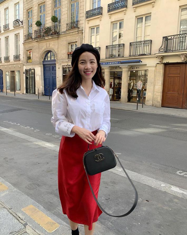 Hè qua thu tới, các quý cô Châu Á đã rục rịch diện blazer đẹp hết ý trong street style tuần này-10