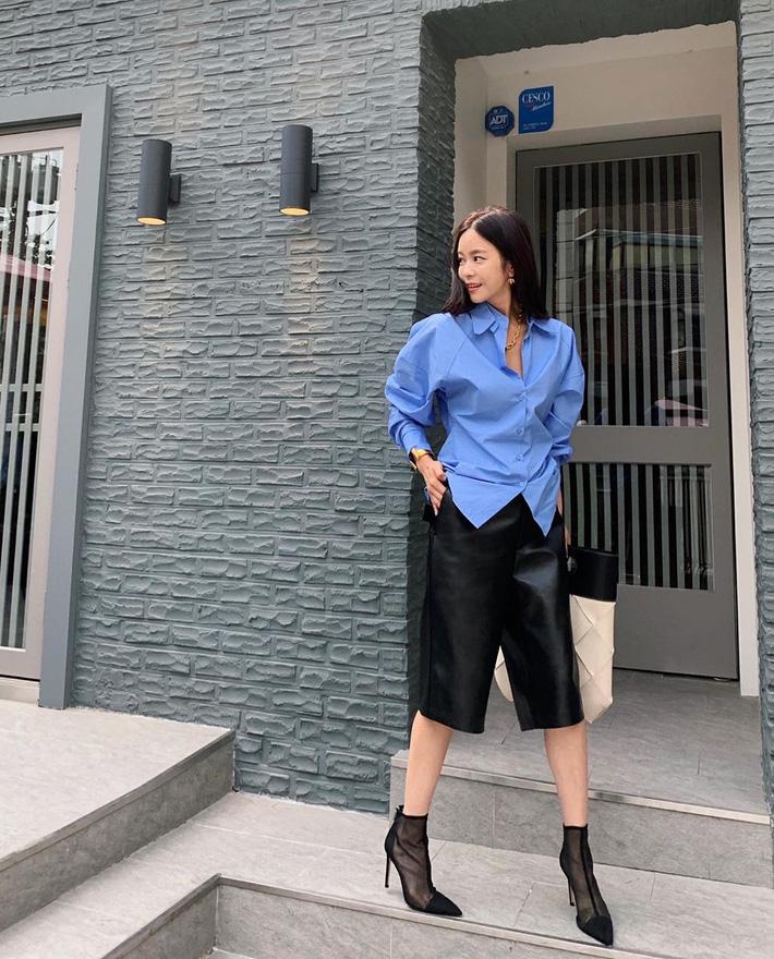 Hè qua thu tới, các quý cô Châu Á đã rục rịch diện blazer đẹp hết ý trong street style tuần này-13