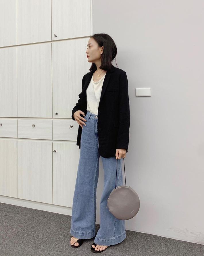 Hè qua thu tới, các quý cô Châu Á đã rục rịch diện blazer đẹp hết ý trong street style tuần này-3
