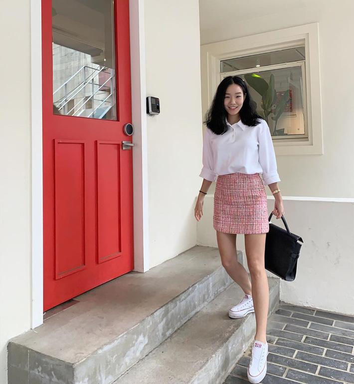 Hè qua thu tới, các quý cô Châu Á đã rục rịch diện blazer đẹp hết ý trong street style tuần này-8