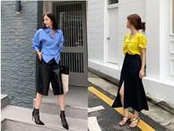 Hè qua thu tới, các quý cô Châu Á đã rục rịch diện blazer đẹp hết ý trong street style tuần này