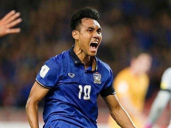 Thái Lan nhận tin dữ trước cuộc gặp tuyển Việt Nam ở vòng loại World Cup-1
