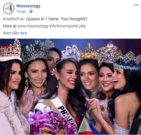 Chuyên trang nổi tiếng Missosology gửi lời xin lỗi chính thức tới Hương Giang idol sau khi có hành vi thiếu tôn trọng vì bức ảnh che mất nửa mặt-2