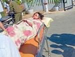 Hé lộ hoàn cảnh đáng thương của người vợ mới sinh bị chồng cứa cổ ở Quảng Nam-3