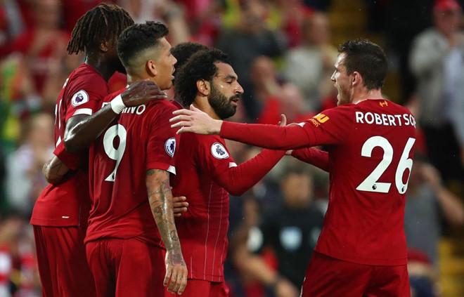 Salah ghi bàn, Liverpool thắng đậm ở trận mở màn mùa giải mới-1