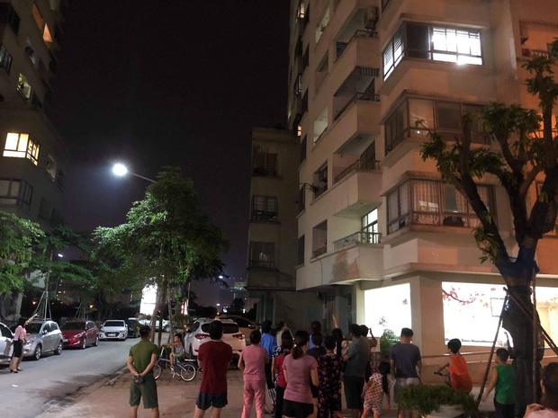 Người phụ nữ bất ngờ rơi từ tầng 16 chung cư xuống mái che tầng 4, tử vong tại chỗ-1