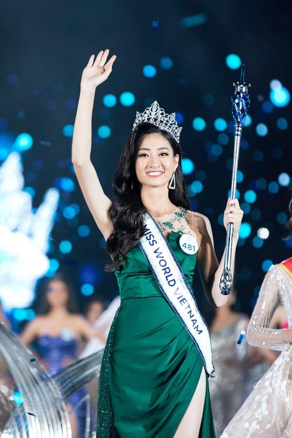Tân Hoa hậu Lương Thùy Linh: Mẹ tôi có một chức vị khá cao, nhưng luôn khiêm tốn, giản dị-2
