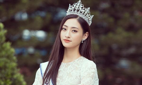 Tân Hoa hậu Lương Thùy Linh: Mẹ tôi có một chức vị khá cao, nhưng luôn khiêm tốn, giản dị-3