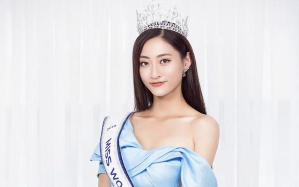 Tân Hoa hậu Lương Thùy Linh: Mẹ tôi có một chức vị khá cao, nhưng luôn khiêm tốn, giản dị-4