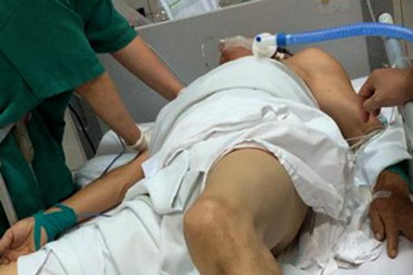 Trở về từ viện nằm nhà chờ chết, người đàn ông Hưng Yên bỗng hồi sinh trở lại-1