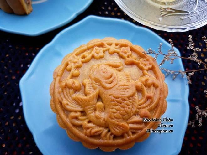 Cách làm bánh nướng truyền thống tuyệt ngon lại đơn giản cho Tết Trung thu-9