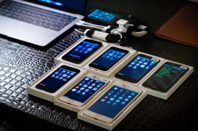 Đây là chiếc iPhone đặc biệt nhất thế giới, được chính Apple jailbreak-2