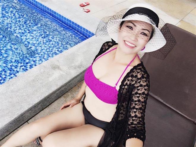 Hình ảnh bikini nóng bỏng của ca sĩ Phương Thanh-7