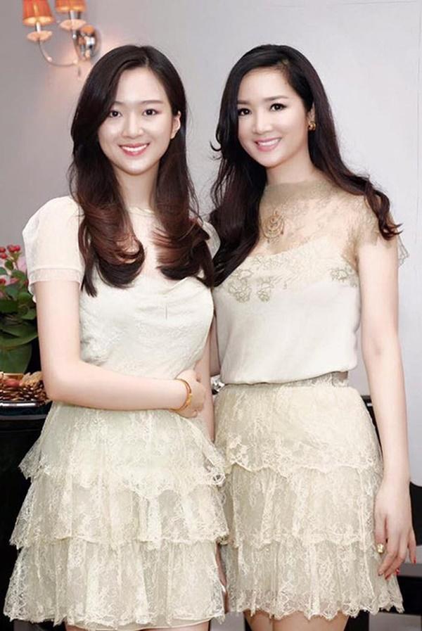 Ngỡ ngàng với diện mạo xinh đẹp của các ái nữ nhà sao Việt: Toàn là những mỹ nhân hàng đầu, sở hữu cuộc sống sang chảnh ai cũng ghen tị-4