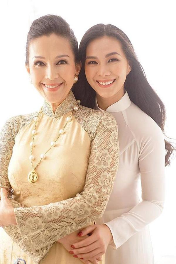 Ngỡ ngàng với diện mạo xinh đẹp của các ái nữ nhà sao Việt: Toàn là những mỹ nhân hàng đầu, sở hữu cuộc sống sang chảnh ai cũng ghen tị-11