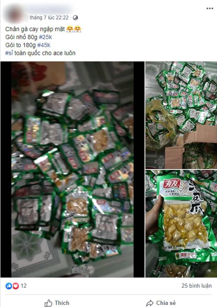 Đồ ăn vặt Trung Quốc để 1 năm không hỏng, bán đầy chợ mạng-2