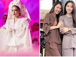 Xoá nghi vấn ghét nhau, Quế Vân mời vợ cũ Việt Anh đến nhà ăn cỗ đẹp như nhà hàng-14
