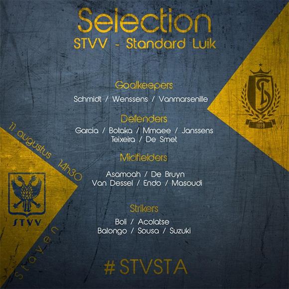 Công Phượng bị loại khỏi danh sách thi đấu của Sint-Truidense-1