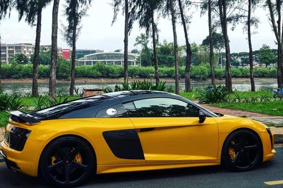 Cưới vợ xong, Cường Đô La gả siêu xe Audi cho người khác-2