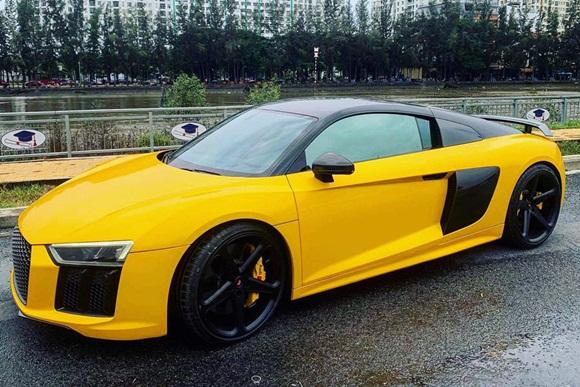 Cưới vợ xong, Cường Đô La gả siêu xe Audi cho người khác-3