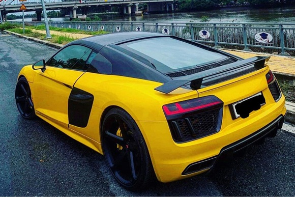 Cưới vợ xong, Cường Đô La gả siêu xe Audi cho người khác-4