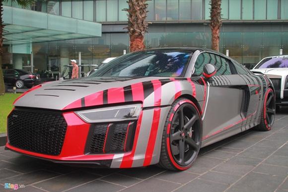 Cưới vợ xong, Cường Đô La gả siêu xe Audi cho người khác-5