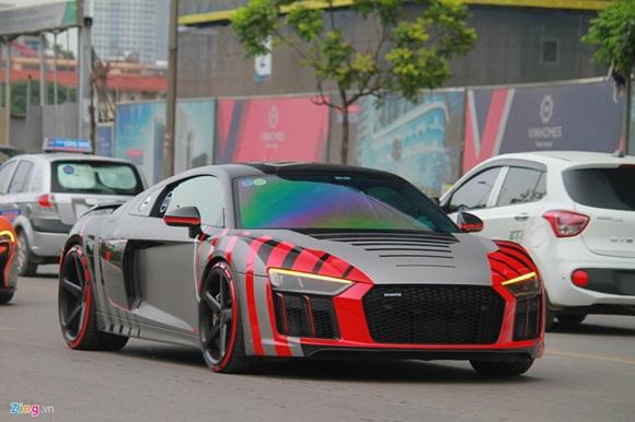 Cưới vợ xong, Cường Đô La gả siêu xe Audi cho người khác-6