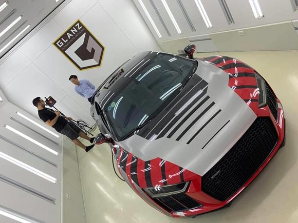 Cưới vợ xong, Cường Đô La gả siêu xe Audi cho người khác-7