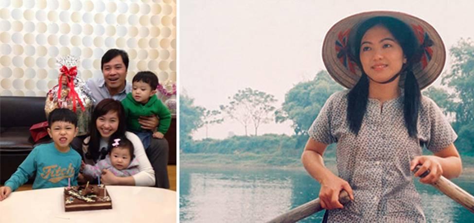 Những bà mẹ 4 con vẫn trẻ đẹp trong showbiz Việt-20