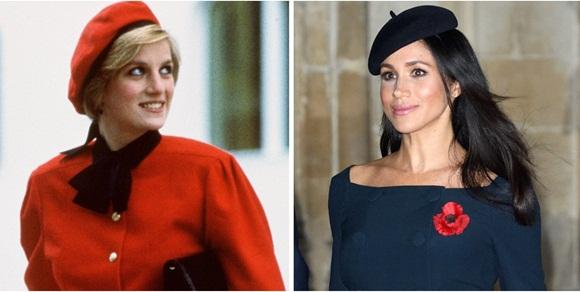 Meghan Markle lại khiến dư luận sục sôi khi lợi dụng Công nương Diana quá cố để thu hút sự chú ý-2